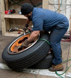 Proper Maintenance for retread tires