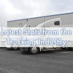Latests stats inthe trucking industry