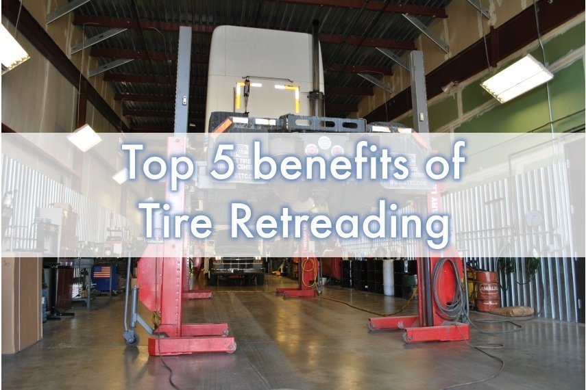 Benefits of Tire Retreading