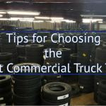 Tips for choosing the right Commercial Truck Tires