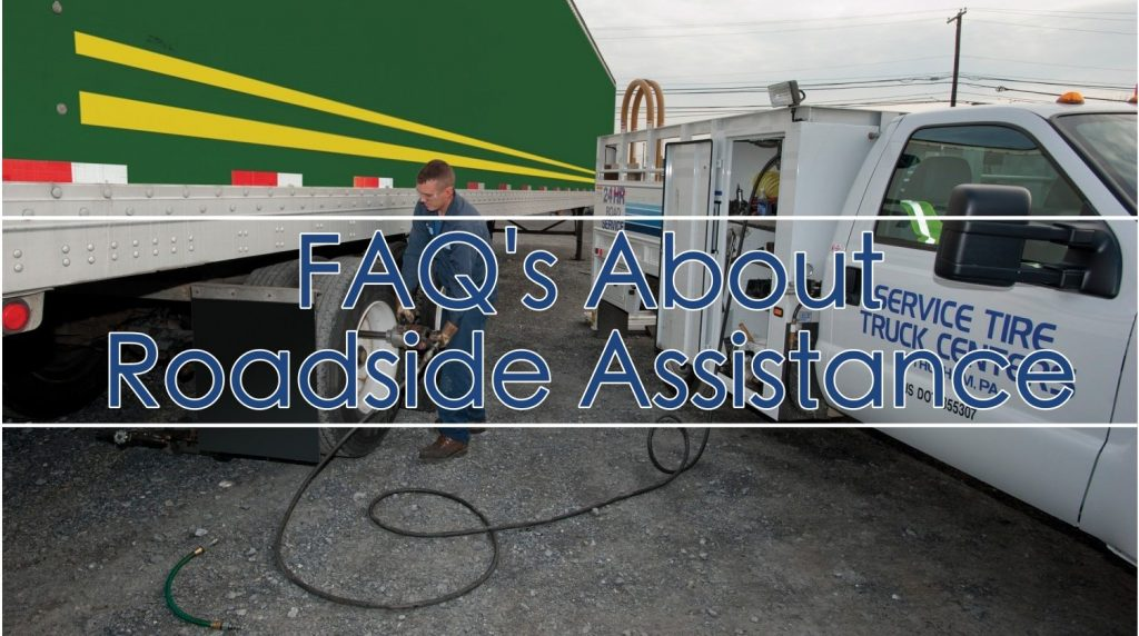 Frequently Asked Roadside Assistance Questions