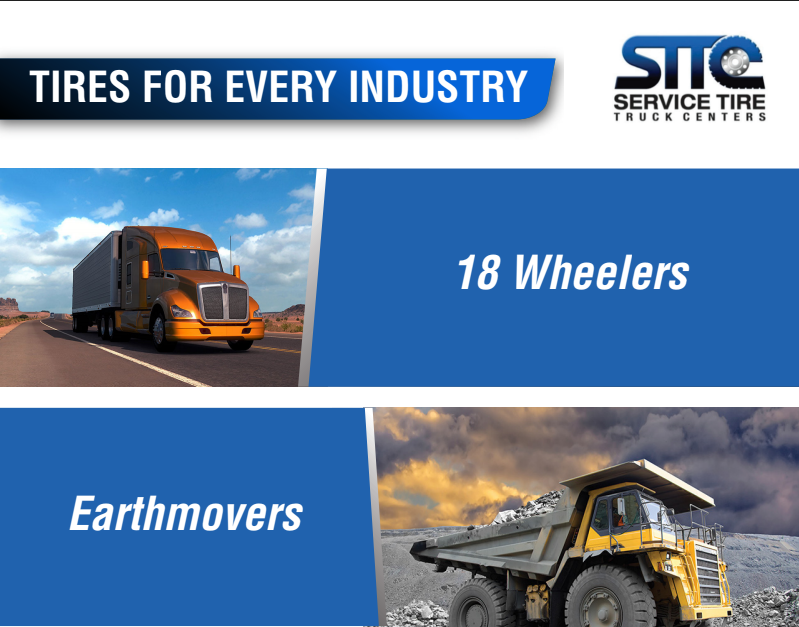 The Top 8 Commercial Truck Tires in the marketplace