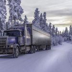 Winter checklist for commercial vehicle fleet