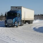 Winter maintenance tips for commercial tires