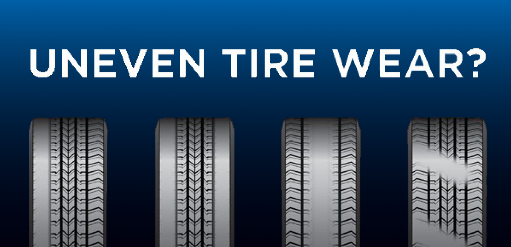 Dangers associated with driving on worn out commercial tires