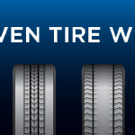 The 5 Dangers Associated with Driving on Worn Out Commercial Truck Tires