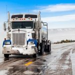 Expert Tips for Driving In Winter on Semi Truck Tires