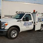 Semi truck STTC