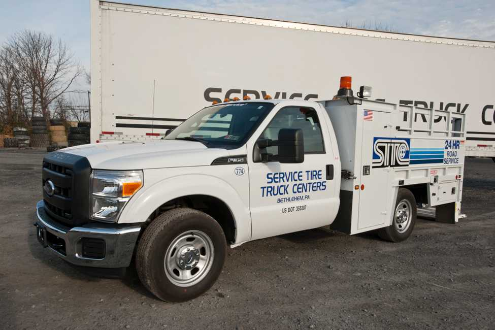 STTC truck