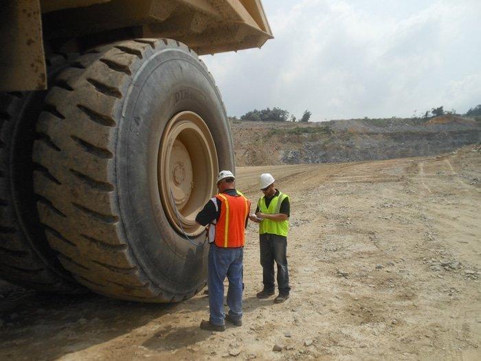 Maintain OTR Tires