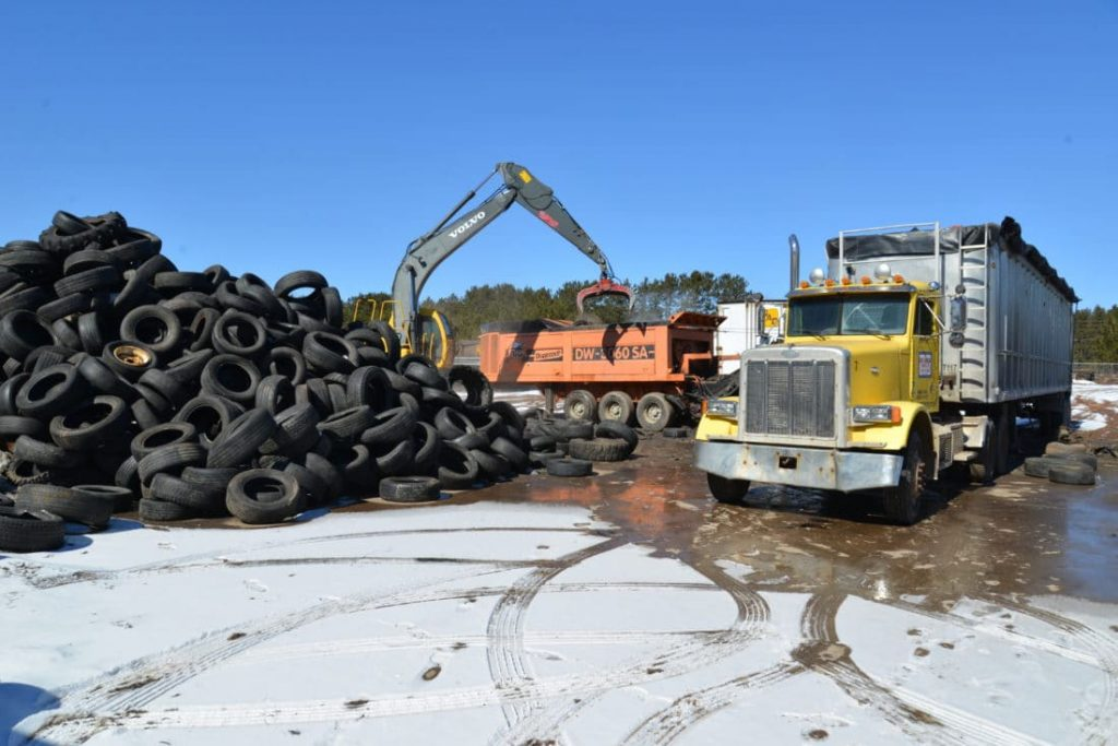 How to Legally Dispose of Tires in PA