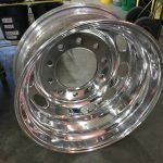 How to Buff & Polish Commercial Truck Aluminum Wheels