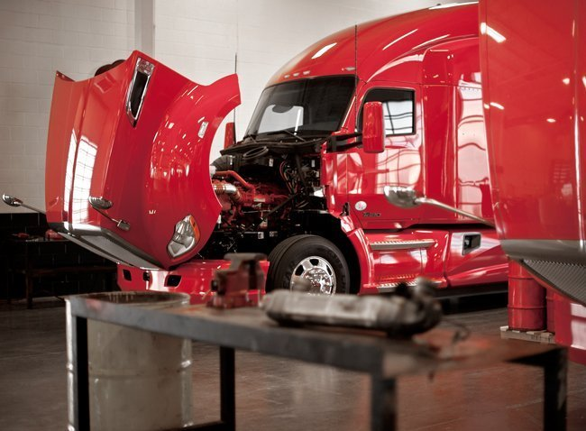 Protect Commercial Truck's Battery Life