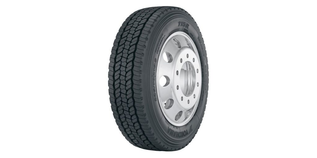 N-Speed Rated 115R All-Position Tire