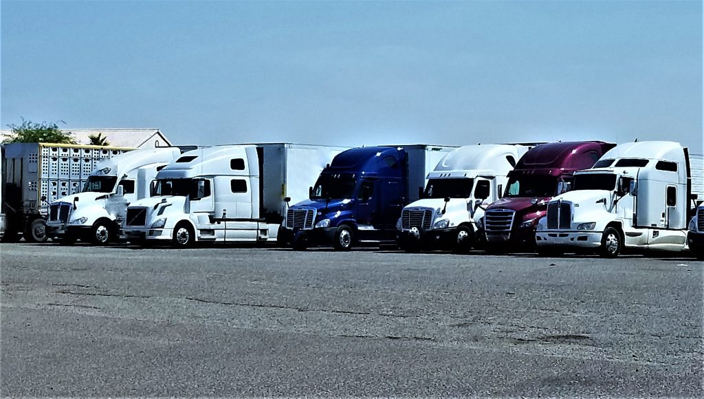 truck demand predicted for 2021